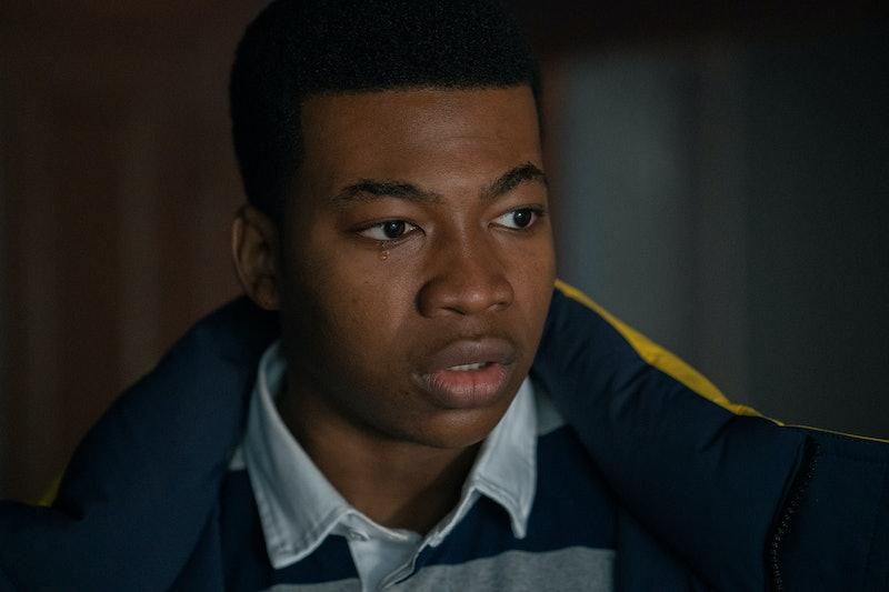 Mekai Curtis as Kanan in 'Power Book III: Raising Kanan'