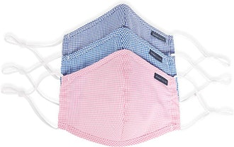 Perry Ellis Reusable Woven Fabric Face Masks (3-Pack)