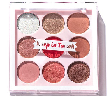KEEP IN TOUCH Ice Jelly Eye Palette