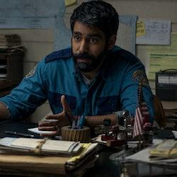 RAHUL KOHLI plays SHERIFF HASSAN on Netflix's 'Midnight Mass.'