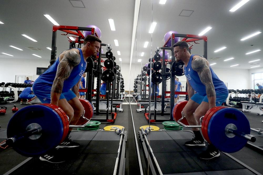 gym, weights