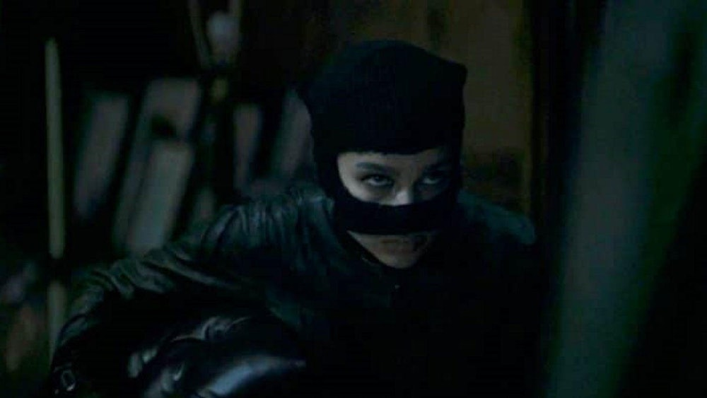 Zoe Kravitz as Catwoman in The Batman - Warner Bros.