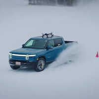 The Rivian R1T pickup truck finally gets reviewed