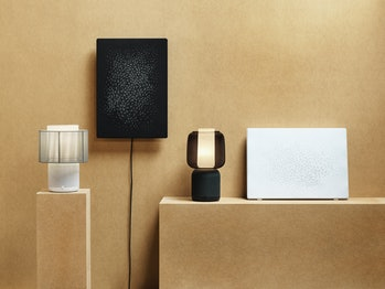 Ikea and Sonos speaker products