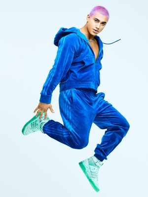 Adidas x Jeremy Scott DIP collection