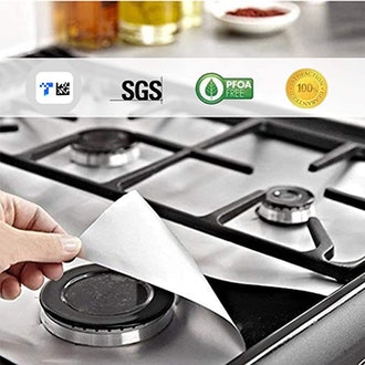 Forsisco Stove Burner Covers (8-Pack)