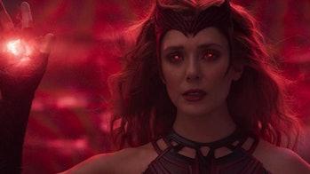 Scarlet Witch WandaVision Doctor Strange 2 leaks