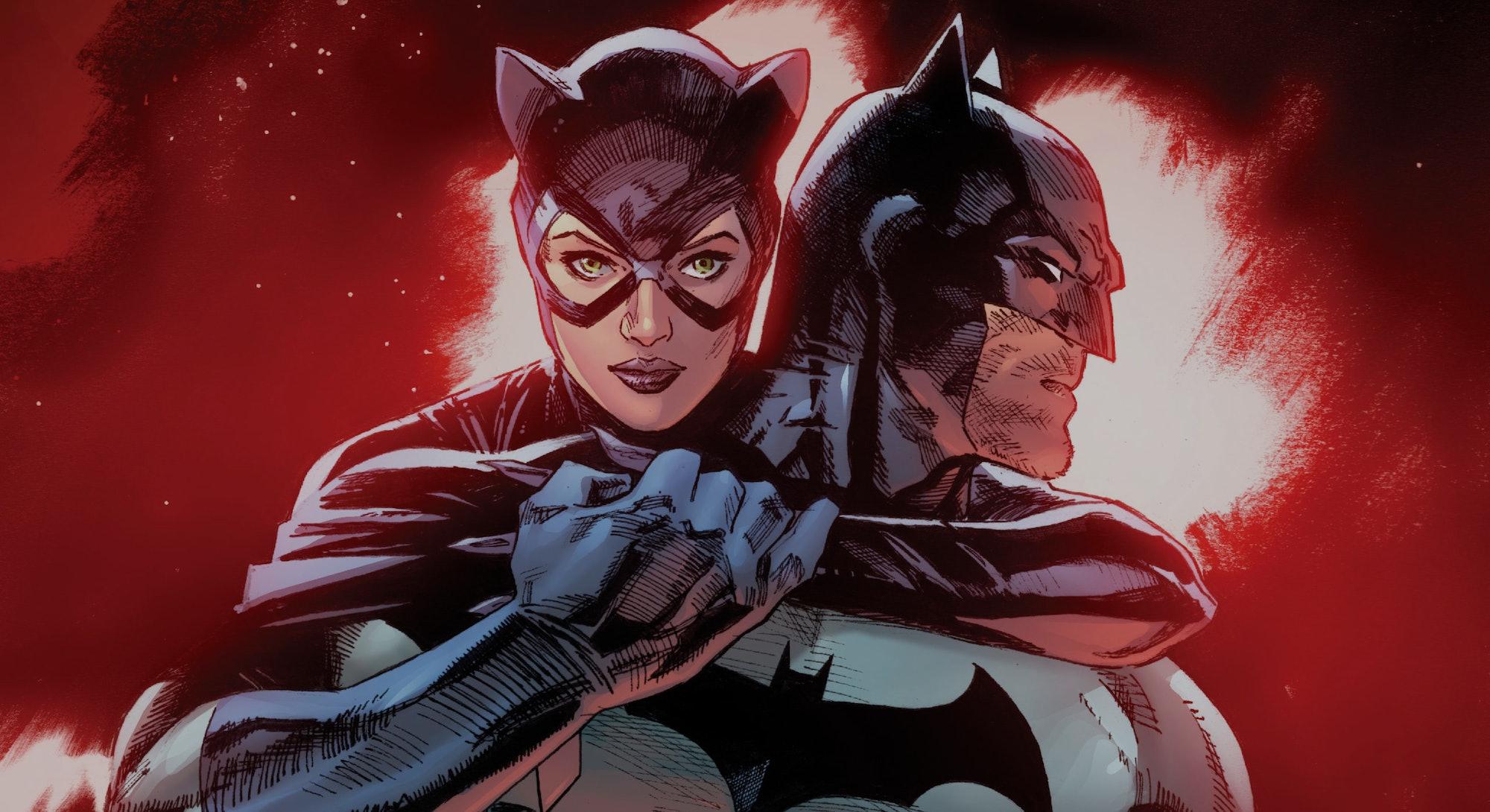 Clay Mann - DC Comics