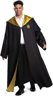 Hogwarts Hufflepuff Halloween Costume robe