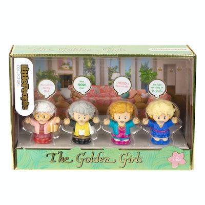 The Golden Girls Little People