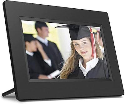Aluratek LCD Digital Photo Frame With Auto Slideshow