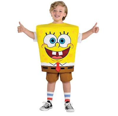 Child SpongeBob SquarePants Costume - Nickelodeon