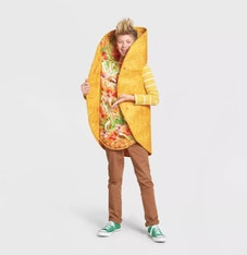 Adult Taco Halloween Costume Bodysuit One Size - Hyde & EEK! Boutique™