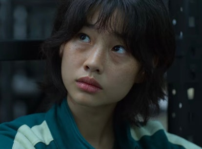 HoYeon Jung From Squid Game on Netflix