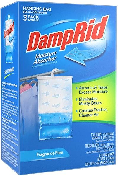 DampRid Hanging Bag (3-Pack)