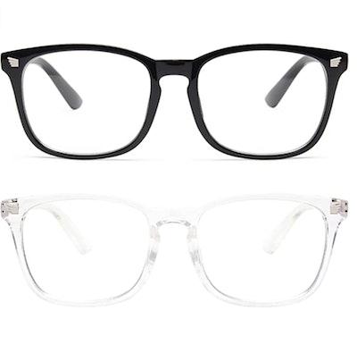 livho Blue Light Blocking Glasses (2- Pack)