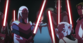 Star Wars Visions the Ninth Jedi sequel rumor