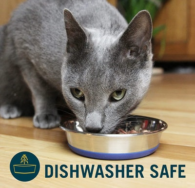Our Pets Durapet Cat Bowl