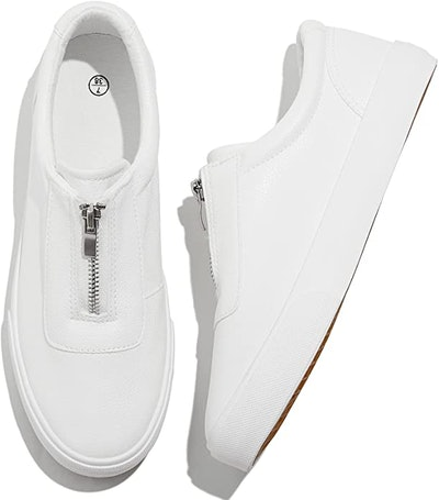 Adokoo Fashion Sneakers PU Leather
