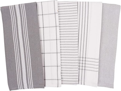 KAF Home Soho Kitchen Dish Towel Set (10-Pack)