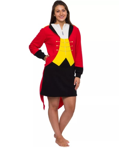 Woman dressed in Ring Leader dress/costume