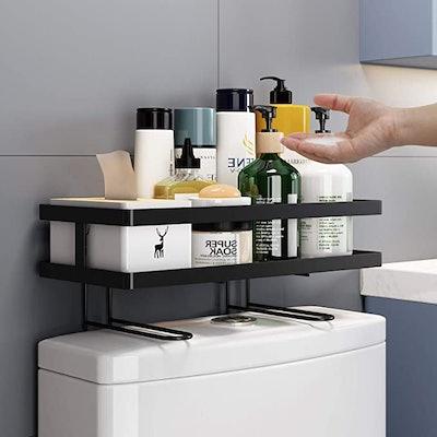 Apsan Bathroom Over The Toilet Storage Shelf