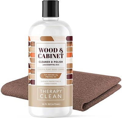 Therapy Clean Wood & Cabinet Cleaner & Polish