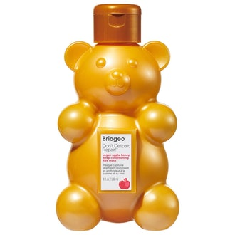 Vegan Apple Honey Deep Conditioning Hair Mask for Dry + Damaged Hair
