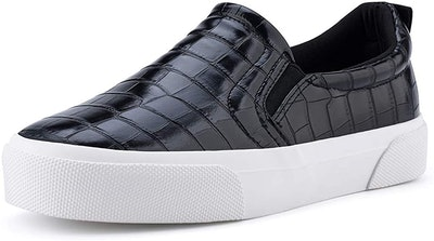 JENN ARDOR Slip On Platform Sneakers