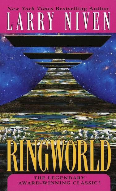 Ringworld, by Larry Niven.