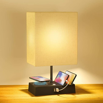 OUNEDA Touch Control Bedside Lamp