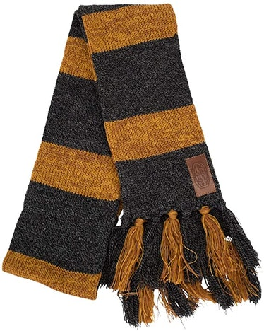 Newt Scamander Knit Scarf for Halloween costume