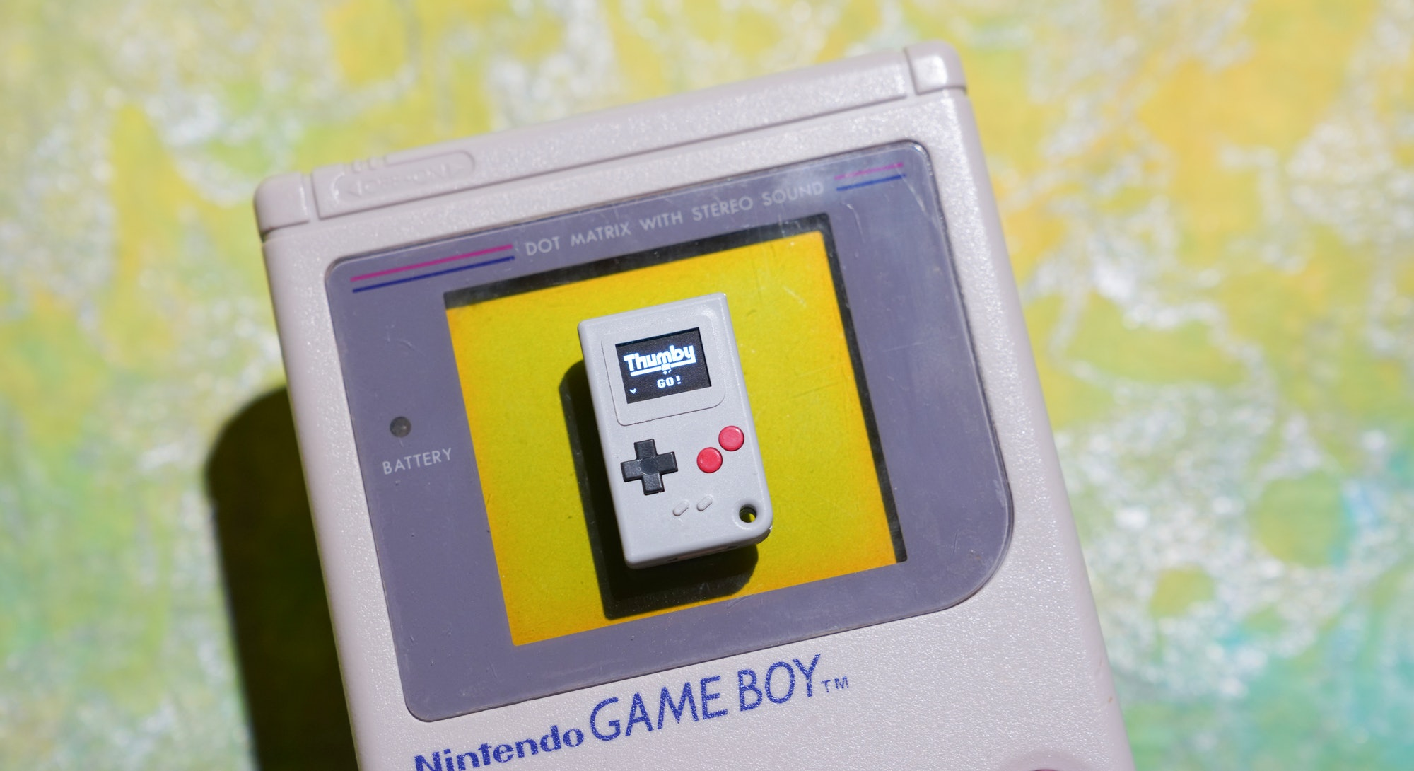 Tiny Circuits Thumby tiny Game Boy review