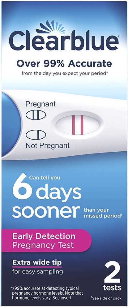 Product Image for Clearblue Pregnancy Test