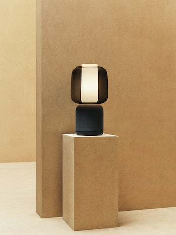The Symfonisk lamp speaker from Ikea and Sonos