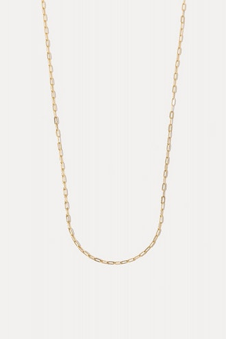 Zoe chain necklace from MIRANDA FRYE.
