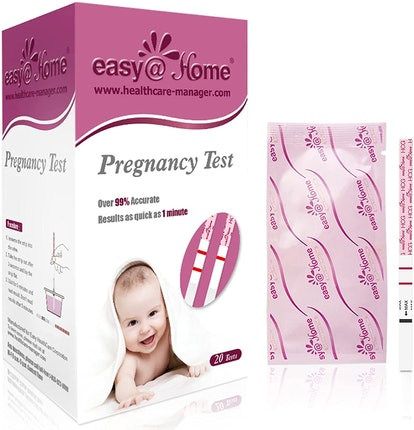 Product image for Easy@Home pregnancy tests