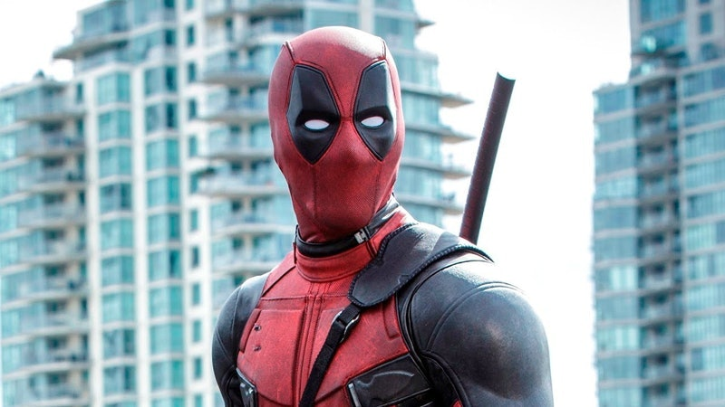 Ryan Reynolds stars in the R-rated superhero comedy 'Deadpool.'