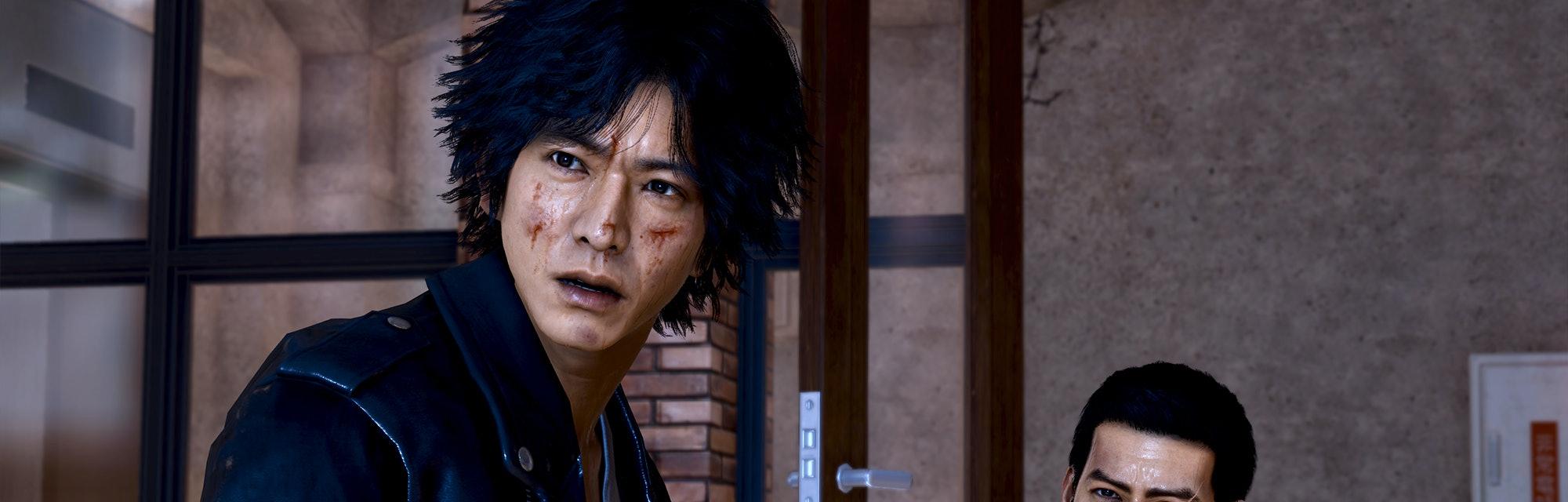 lost judgment yagami and kaito