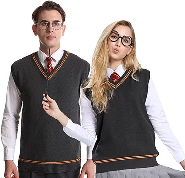 Hogwarts House Sweaters for Harry Potter Halloween Costume