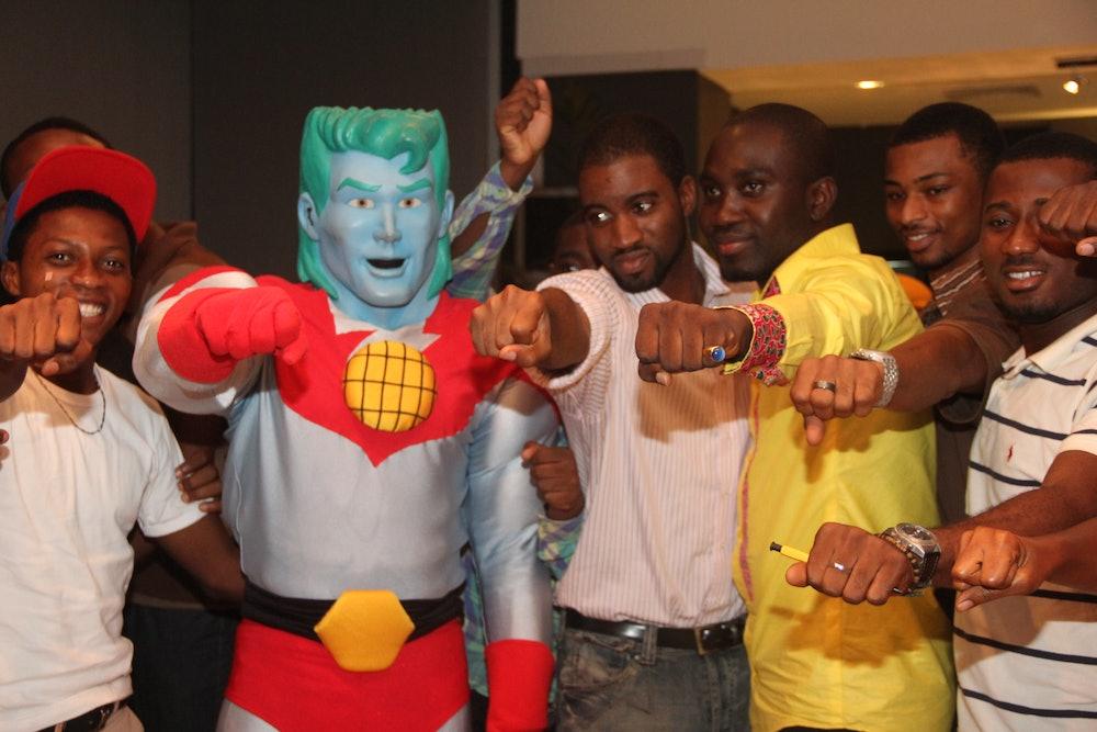 The Ghana Planeteers