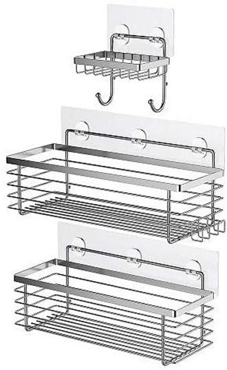 ODesign Shower Caddy (3-Pack)