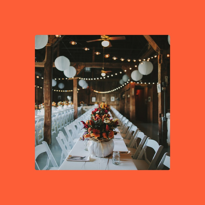 Venue booking should happen at least 12 to 15 months before your wedding date.