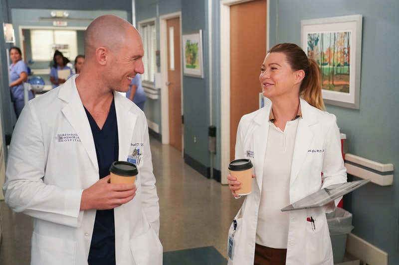 Several 'Grey's Anatomy' Season 18 theories point to love life drama for more than just Meredith. Ph...