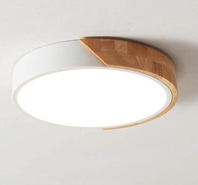 LuFun Modern Flush Mount Lighting Fixture