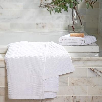 Gilden Tree Premium Waffle-Weave Bath Towel