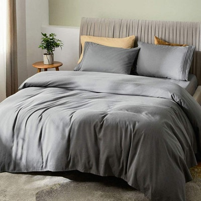 SONORO KATE Bamboo Bed Sheet Set (4 Pieces)