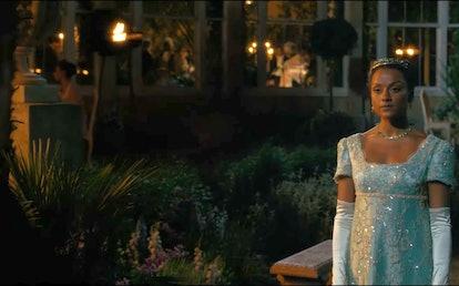 Simone Ashley as Kate in 'Bridgerton' Season 2