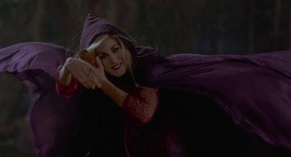 Sarah Jessica Parker as Sarah Sanderson.