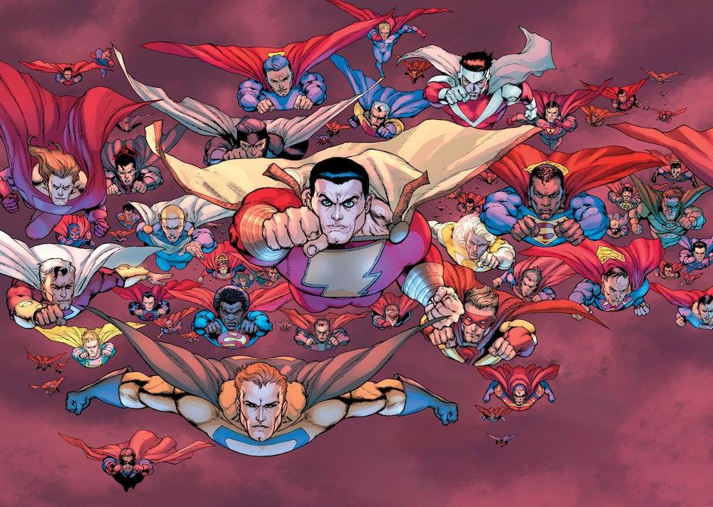 DC Multiverse of Supermen